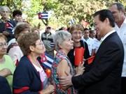 La presse cubaine loue la visite du PM vietnamien à Cuba