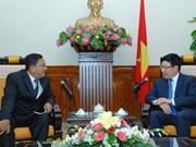 Le Vietnam affirme renforcer son amitié avec la Slovaquie et le Myanmar