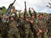 Le gouvernement philippin et le MILF signent un accord de paix historique