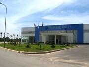 Hoang Trung Hai visite la zone industrielle VSIP Bac Ninh