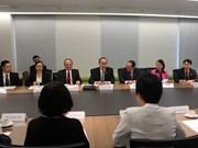 Activités du président du FPV à Singapour
