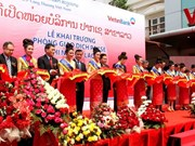 Vietinbank étend son réseau au Laos