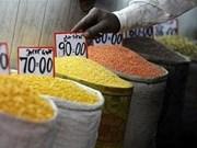 Forte hausse de l'Indice FAO des prix alimentaires en mars