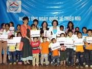 Plan d'action national pour les enfants affectés par le VIH/SIDA 2014-2020