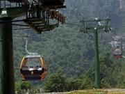 Aménagement du complexe touristique et de services téléphérique Fansipan-Sa Pa
