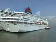 Le navire Hanseatic jette l'ancre au Vietnam
