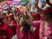 La Thaïlande face au risque de violence croissante