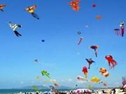 Le 5e festival international de cerf-volant à Ba Ria-Vung Tau