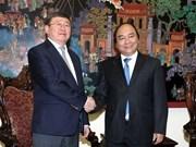 Le Vietnam et la Mongolie veulent des liens accrus