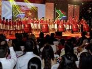 La Journée de la Liberté de l'Afrique du Sud fêtée à Hanoi