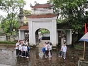 Le temple de la Littérature de Bac Ninh