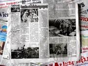 La presse laotienne fait l'éloge de la victoire de Diên Biên Phu