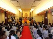 Les bouddhistes vietnamiens au Japon célèbrent l'anniversaire de Bouddha
