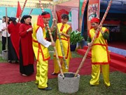 ONU : Hoang Tuan Anh affirme l'importance de la culture pour l'agenda post 2015