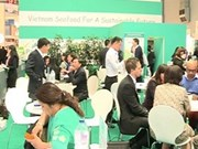 Le Vietnam à la Seafood Expo Global 2014