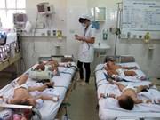 Des efforts contre la maladie mains-pieds-bouche et la dengue