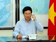 Le Vietnam demande à la Chine de se retirer de son plateau continental