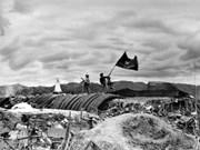 La presse française parle de la victoire de Dien Bien Phu