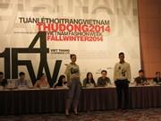 Semaine de la mode vietnamienne automne-hiver 2014 à Hanoi