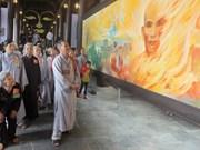 Ninh Binh-Hue: activités faisant écho à la fête du Vesak