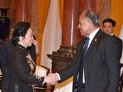 Le PT du Mexique souhaite renforcer les relations avec le Vietnam