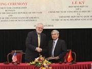 Le Congrès américain examine l'accord sur le nucléaire civil avec le Vietnam