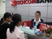 La Techcombank reçoit quatre prix internationaux