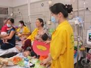 Deux nouveaux morts au Vietnam par la rougeole