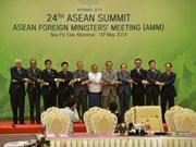 Pham Binh Minh aux conférences de l'ASEAN au Myanmar
