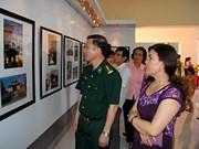 """Hai Phong: exposition de photos """"Les patrimoines mondiaux du Vietnam"""""""