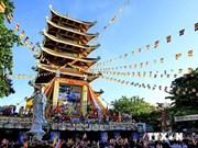 Activités de célébration de l'anniversaire du Bouddha