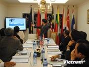 Le Comité de l'ASEAN à Pretoria discute de la Mer Orientale