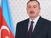 Bientôt la visite du président de l'Azerbaïdjan au Vietnam
