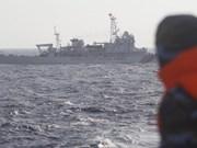 La France est préoccupée par les récents incidents en Mer Orientale