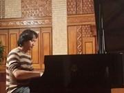 Alkan remis au goût du jour par un jeune pianiste vietnamien