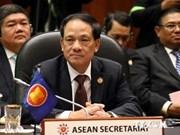 ASEAN : point presse sur le 24e sommet au Myanmar