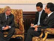 Commerce: l'Uruguay apprécie ses relations avec le Vietnam