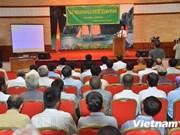 Célébration du 124e anniversaire du Président Ho Chi Minh au Cambodge et au Laos