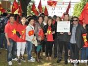 La communauté vietnamienne en Belgique s'oriente vers la mer et les îles du pays