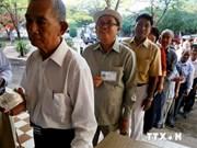 Cambodge : le PPC en tête des élections locales