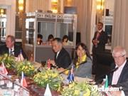 Le Vietnam à la conférence ministérielle du TPP à Singapour