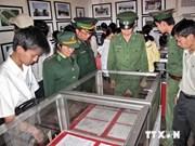 Exposition sur les archipels de Hoàng Sa et Truong Sa à Lam Dong