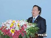 Le président de l'Union des organisations d'amitié du Vietnam à l'honneur