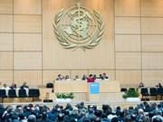 L'OMS se réunit sur les questions de santé mondiale
