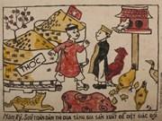 Hô Chi Minh où l'art de la propagande