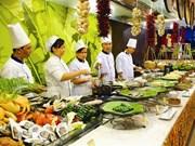 Au menu du Buffet Ganh : des plats de trois régions
