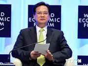 Le PM présente sa vision au WEF sur l'Asie de l'Est