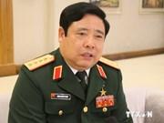 Rencontre entre les ministres vietnamien et chinois de la Défense