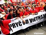 Mer Orientale : la diaspora vietnamienne proteste contre les actes de la Chine