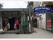 Van Phuc, le village qui vit de la soie